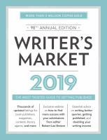 Writer's Market 2019