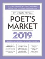 Poet's Market 2019: The Most Trusted Guide For Publishing Poetry (Thirty-Second)