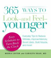 365 Ways to Look and Feel Younger