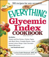 The Everything® Glycemic Index Cookbook