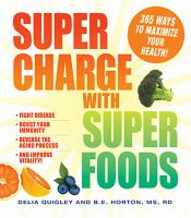 Super Charge With Super Foods