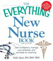 The Everything New Nurse Book