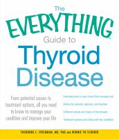 The Everything Guide to Thyroid Disease