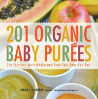 201 Organic Baby Purées