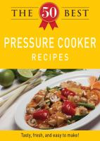 The 50 Best Pressure Cooker Recipes