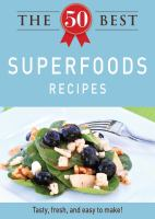The 50 Best Superfood Recipes