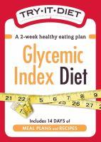 Try-It Diet:Glycemic Index Diet