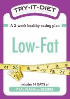 Try-It Diet: Low-Fat