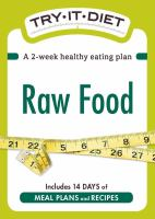 Try-It Diet: Raw Food