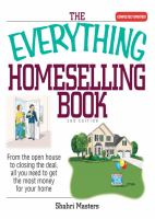 The Everything Homeselling Book
