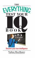 The Everything Test your I.Q. Book