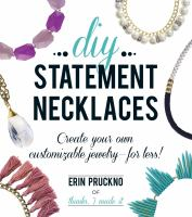 DIY Statement Necklaces