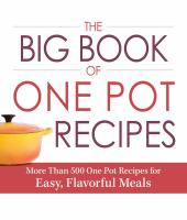 The Big Book of One Pot Recipes