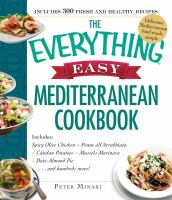 The Everything Easy Mediterranean Cookbook