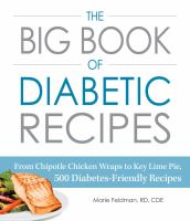 The Big Book of Diabetic Recipes