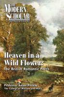 Heaven in A Wild Flower