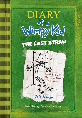 Cover image for Diary of A Wimpy Kid [vol. 03]