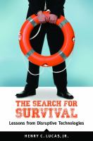 The Search for Survival