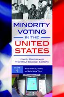 Minority Voting in the United States