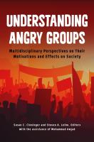 Understanding Angry Groups