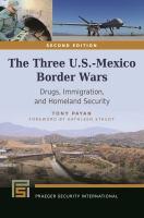 The Three U.S.-Mexico Border Wars