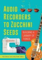 Audio Recorders to Zucchini Seeds