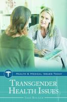 Transgender Health Issues