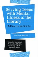 Serving Teens With Mental Illness in the Library