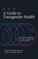A Guide to Transgender Health