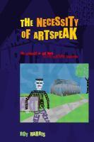 Necessity of Artspeak