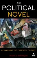 The Political Novel