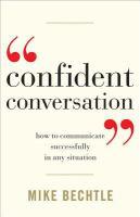 Confident Conversation