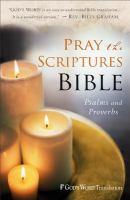 Pray the Scriptures Bible