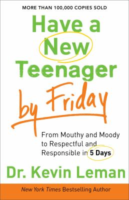 Cover image for Have A New Teenager by Friday