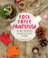 Rock, Paper, Paintbrush