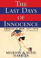 The Last Days of Innocence