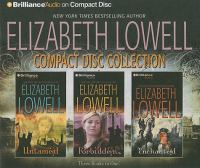 Elizabeth Lowell Compact Disc Collection