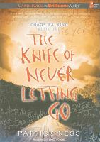 Image: The Knife of Never Letting Go