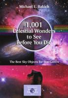 1,001 Celestial Wonders to See Before You Die