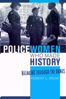 Policewomen Who Made History
