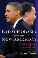 Barack Obama and the New America