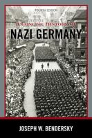 A Concise History of Nazi Germany, 1919-1945