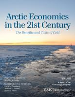 Arctic Economics in the 21st Century