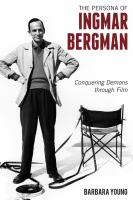 The Persona of Ingmar Bergman