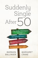 Suddenly Single After 50