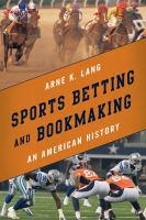 Sports Betting and Bookmaking