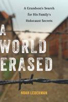 A World Erased
