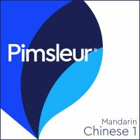 Pimsleur Chinese (Mandarin) level 1 comprehensive
