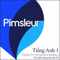 Pimsleur English for Vietnamese Speakers
