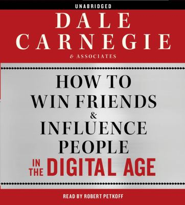 How to Win Friends and Influence People in the Digital Age (Book CD)
